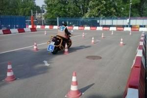 kurs na motocykl