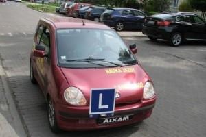 nauka jazdy dla osób od 16. roku życia